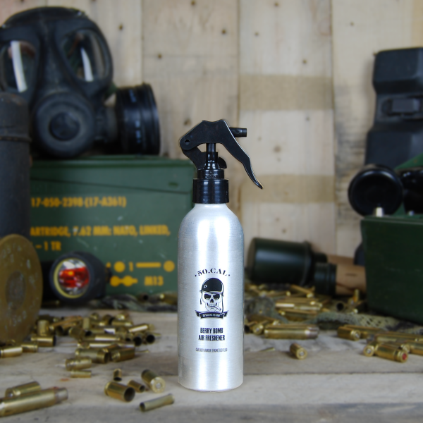 50cal Detailing Berry Bomb Spray Air freshener 200ml