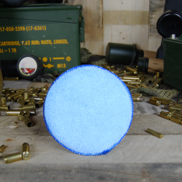 50cal Detailing Blue microfibre Applicator Pad
