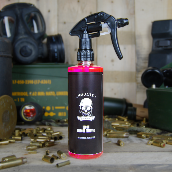 50cal Detailing Decon Iron Fallout Remover 500ml
