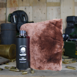 50cal Detailing Guerilla wool wash pad tracer