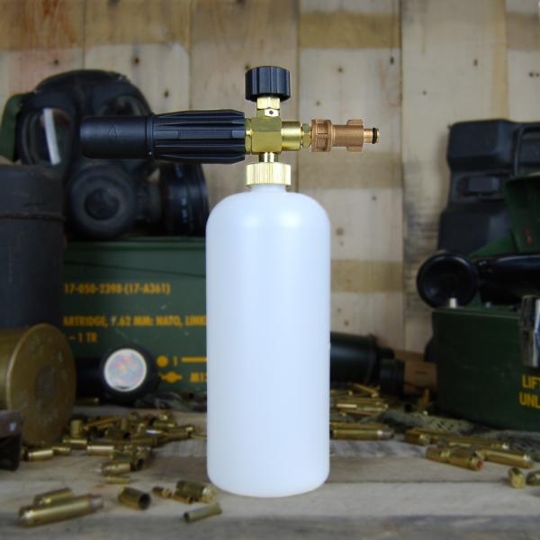 50cal Detailing Lance Corporal Bosch Original foam lance