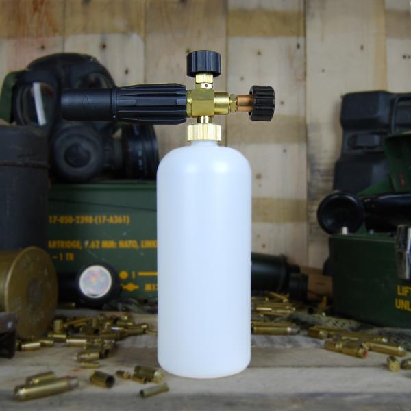 50cal Detailing Lance Corporal Karcher HD/HDS foam lance