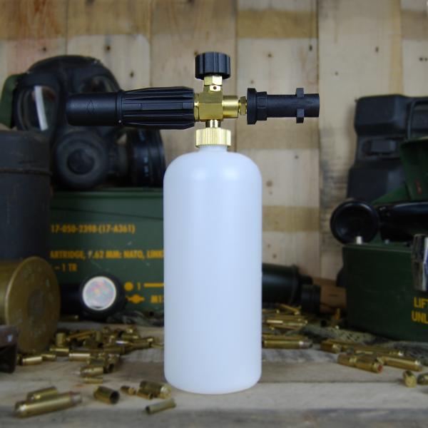 50cal Detailing Lance Corporal Karcher K Series foam lance