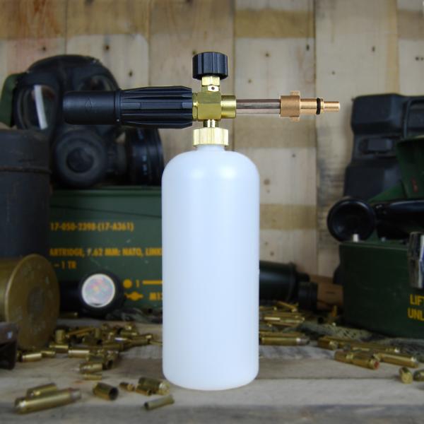 50cal Detailing Lance Corporal nilfisk kew alto foam lance