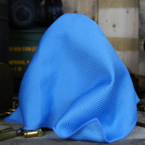 50cal Detailing Microfibre Fishscale Glass Cleaning Cloth
