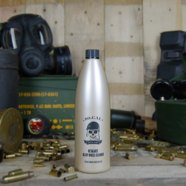 50cal Detailing Retaliate alloy wheel cleaner 500ml