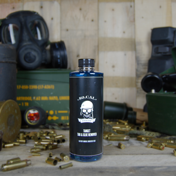 50cal Detailing Target tar and glue remover 500ml