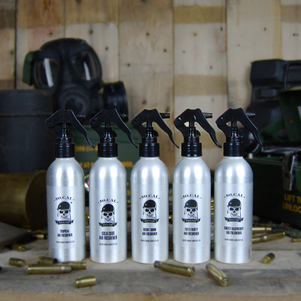 50cal Detailing air freshener bundle