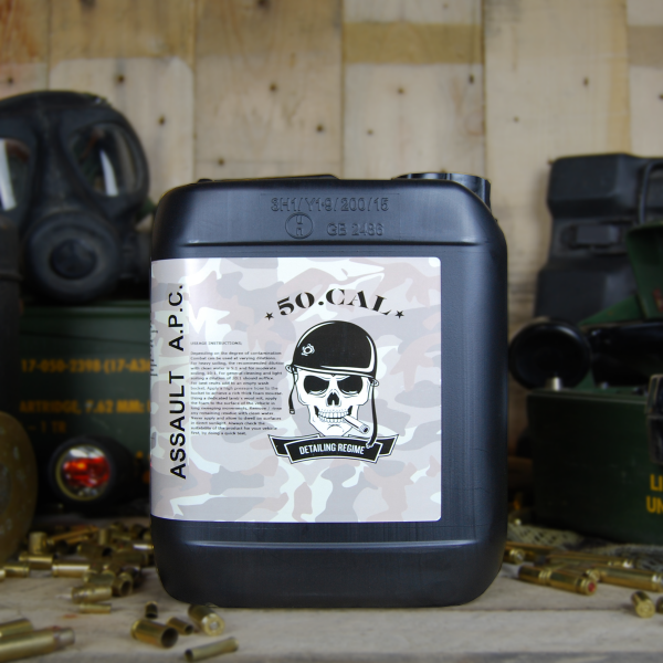 50cal Detailing assault all purpose cleaner 5L