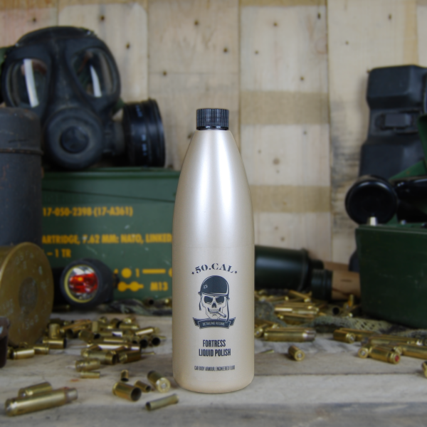 50cal Detailing fortress liquid polish 500ml