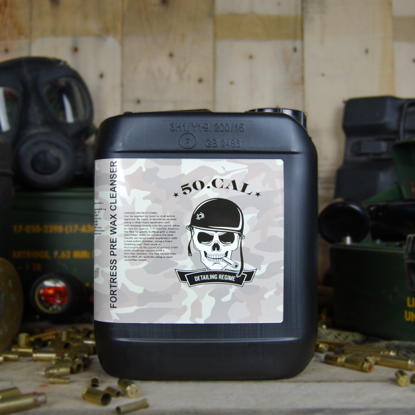 50cal Detailing fortress liquid polish 5L