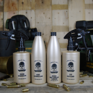 50cal Detailing interior care bundle