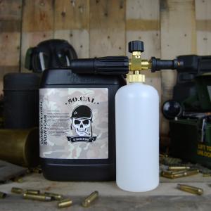 50cal Detailing karcher k foam lance with combat 5L