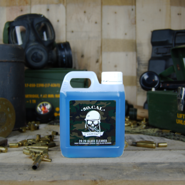 50cal Detailing 2020 Glass Cleaner 1L