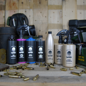 50cal Detailing Car Wash Essentials