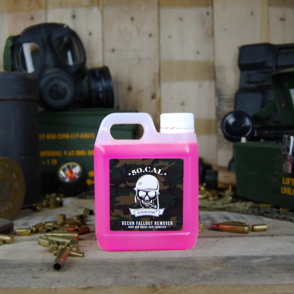50cal Detailing Decon Iron Fallout Remover 1L