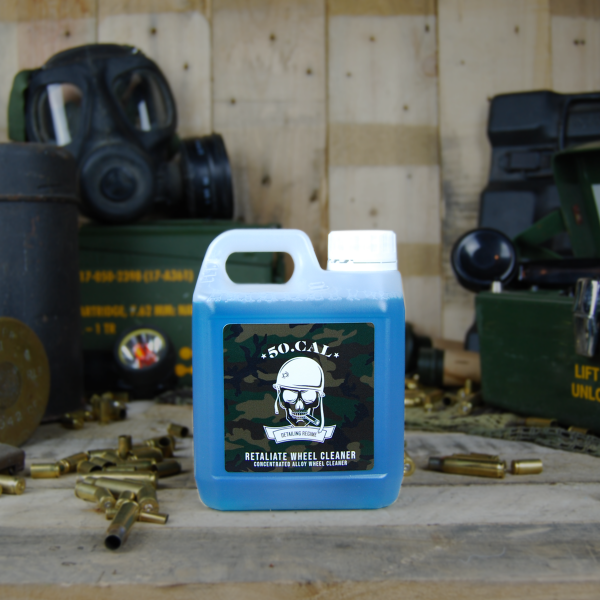 50cal Detailing Retaliate alloy wheel cleaner 1L