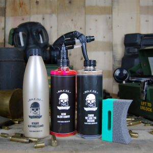 50cal Detailing Wheel Care Kit