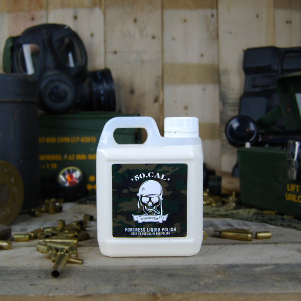 50cal Detailing fortress liquid polish 1L