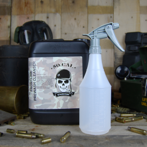 50cal Detailing frontline prewash cleanser 5L with sprayer