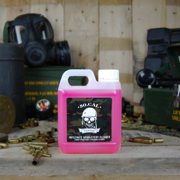 50cal Detailing infiltrate upholstery fabric cleaner 1L