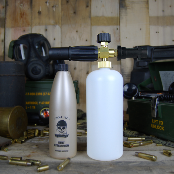 50cal Detailing Karcher K Series foam lance with combat 500ml